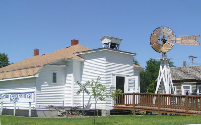 Rushville Sheridan County Historical Museum